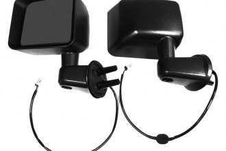 Bestop® - HighRock 4x4™ Black Mirror Replacement Set