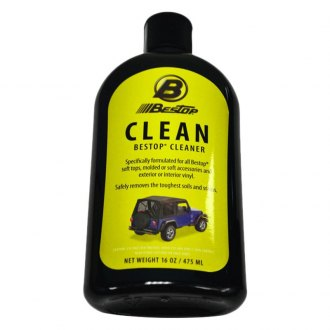 Bestop® - Soft Top Cleaner and Protectant