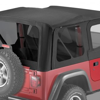2000 jeep wrangler soft tops complete tops fabric only. Black Bedroom Furniture Sets. Home Design Ideas