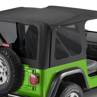 2005 jeep wrangler soft tops hard tops at. Black Bedroom Furniture Sets. Home Design Ideas