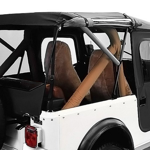 Bestop® - Tigertop™ Black Crush Complete Replacement Soft Top