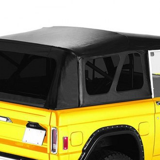 Ford Bronco Soft Tops | Complete Tops, Fabric Only – CARiD com