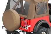 Bestop® - Supertop™ Classic Spice Complete Replacement Soft Top
