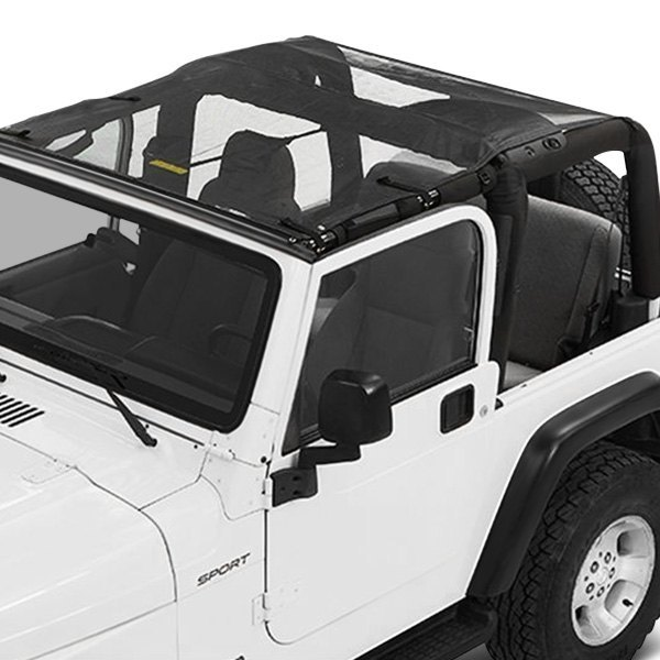 bestop jeep wrangler 2005 sun bikini top. Black Bedroom Furniture Sets. Home Design Ideas