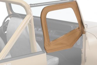 Bestop® - Upper Door Skins Set