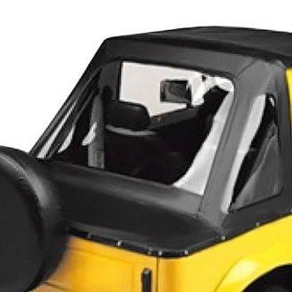 Bestop® - Replace-a-Top™ Sprint Fastback Style Black Crush Soft Top
