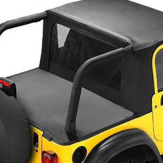 Bestop® - Halftop™ Soft Top