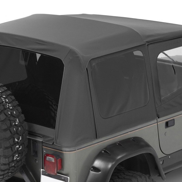 Bestop® - Supertop™ NX Black Denim Complete Replacement Soft Top