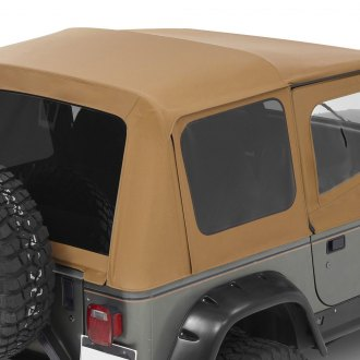 Bestop® - Supertop NX Complete Replacement Soft Top