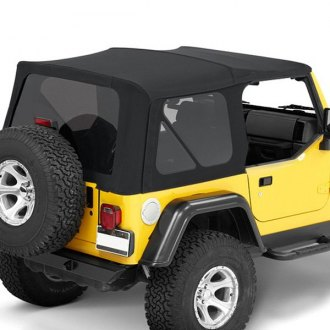 Bestop® - NX Complete Replacement Soft Top