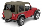 Bestop® - Supertop™ Khaki Diamond NX Complete Replacement Soft Top