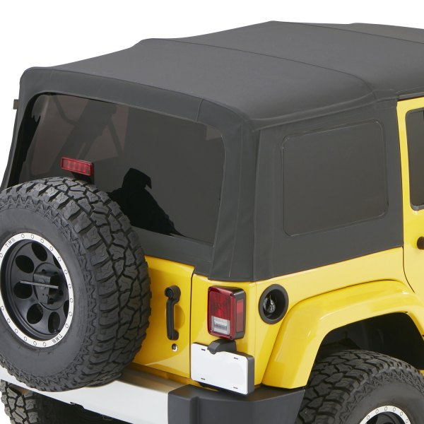 Bestop® - Supertop™ NX Gray Twill Complete Replacement Soft Top