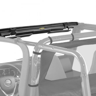 Bestop® - Factory Style Windshield Header Assembly