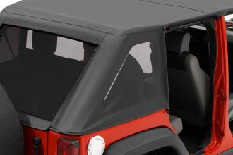 Bestop® - Trektop™ Classic Black Diamond Complete Replacement Soft Top