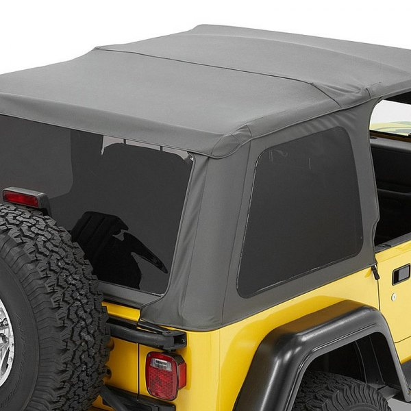 Bestop® - Trektop™ NX Black Diamond Complete Replacement Soft Top