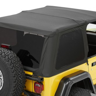 Bestop® - Trektop™ NX Black Twill Soft Top