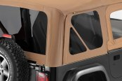 Bestop® - Replace-a-Top™ Spice Sailcloth Fabric-Only Soft Top
