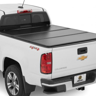 2016 chevy colorado tonneau covers roll up folding hinged. Black Bedroom Furniture Sets. Home Design Ideas