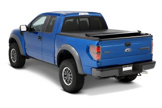 Bestop® 19030-01 - EZ-Roll™ Black Tonneau Cover