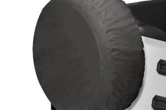 "Bestop® - Black Denim 35"" x 14"" Tire Cover"