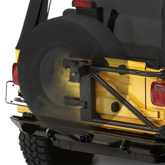 Bestop® - HighRock Oversize Tire Carrier