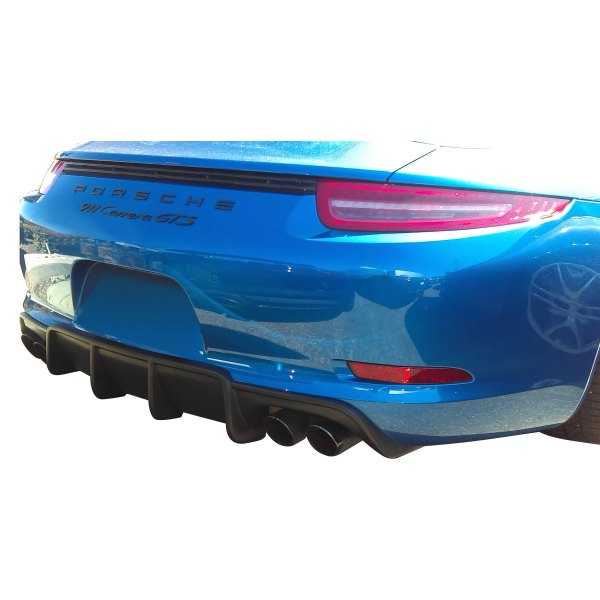 Better Bodies® - Long Rear Diffuser (Unpainted)
