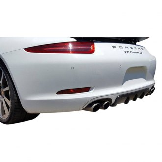 Better Bodies® - Short Rear Diffuser (Unpainted)