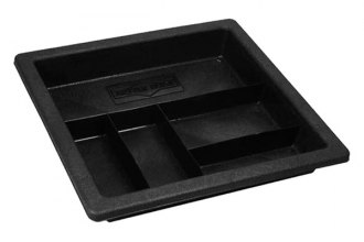 Better Built® - 5-Pocket Plastic Truck Tool Box Tray
