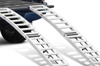 Better Built® - Center Folding Arched Loading Ramps