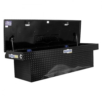 Better Built® - HD Series Deep Low Profile Single Lid Crossover Tool Box