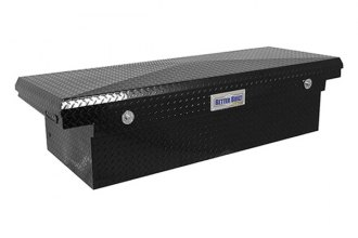 Better Built® - HD Series Deep Low Profile Crossover Single Lid Tool Boxes