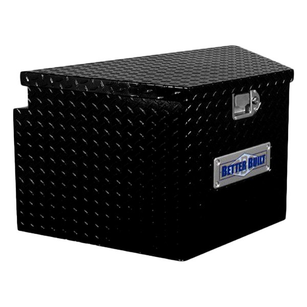 Better Built® - Crown Series V-Shaped Utility Trailer Tongue Tool Box