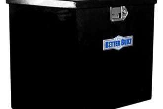 Better Built® 66212324 - Steel Crown Series V-Shaped Utility Trailer Tongue Tool Box