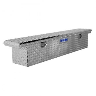 Better Built® - Crown Series Slimline Low Profile Single Lid Crossover Tool Boxes