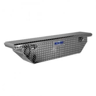 Better Built® - Crown Series Low Profile Slimline Wedge Single Lid Crossover Tool Box