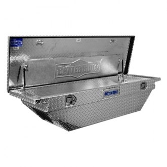 Better Built® - Crown Series Low Profile Wedge Single Lid Crossover Tool Boxes