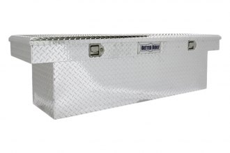 Better Built® - Crown Series Deep Crossover Single Lid Tool Boxes