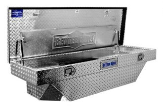 Better Built® - Crown Series Crossover Single Lid Tool Boxes with Corner Notches