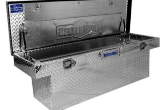 "Better Built® 73010870 - Crown Series 61.5"" Deep Crossover Single Lid Tool Box"
