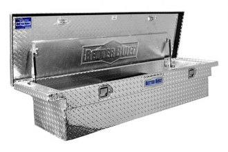 Better Built® - Crown Series Low Profile Crossover Single Lid Tool Boxes