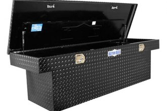 "Better Built® 73210094 - Crown Series 69"" Deep Crossover Single Lid Tool Box"