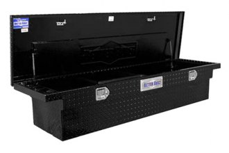 Better Built® - Crown Series Low Profile Crossover Tool Boxes with Corner Notches