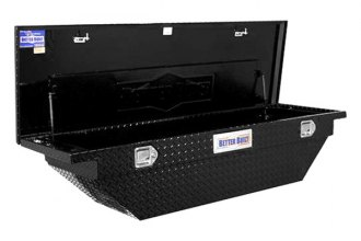 "Better Built® 73210799 - Crown Series 61.5"" Wedge Low Profile Crossover Single Lid Tool Box"