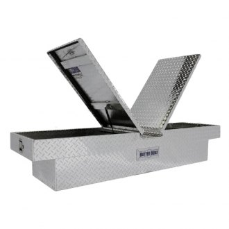 Better Built® - Crown Series Standard Dual Lid Gull Wing Crossover Tool Box