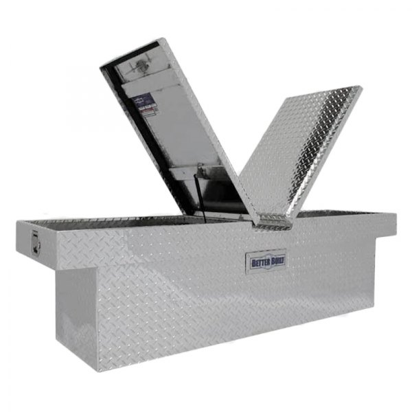 Better Built® - Crown Series Deep Dual Lid Gull Wing Crossover Tool Box