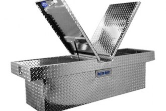 Better Built® - Crown Series Deep Crossover Double Lid Tool Boxes