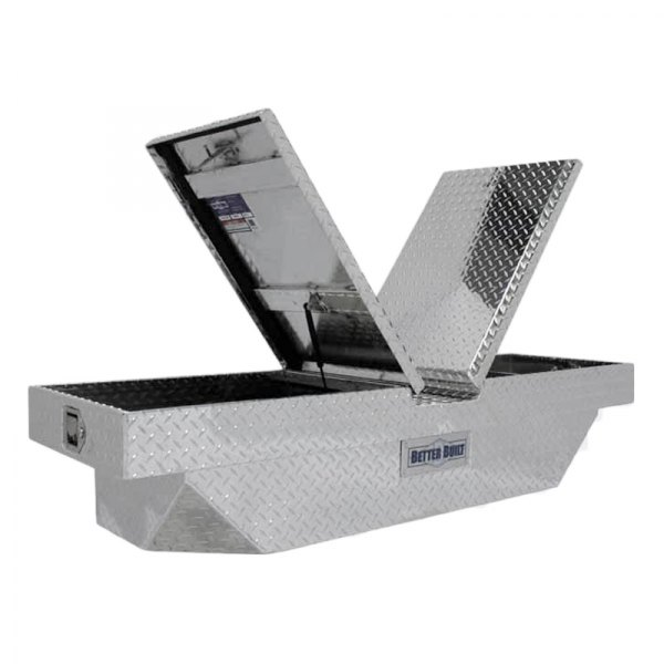 Better Built® - Crown Series Corner Notches Dual Lid Gull Wing Crossover Tool Box