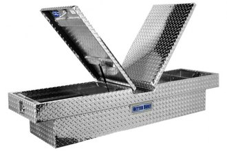 "Better Built® 74012084 - Crown Series 67"" Crossover Double Lid Tool Box"