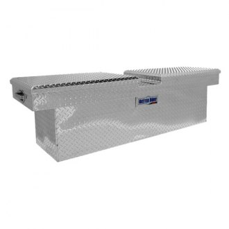 Better Built® - SEC Series Deep Dual Lid Gull Wing Crossover Tool Box