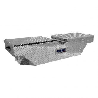 Better Built® - SEC Series Wedge Dual Lid Gull Wing Crossover Tool Box